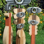 Family-wood&metal-side